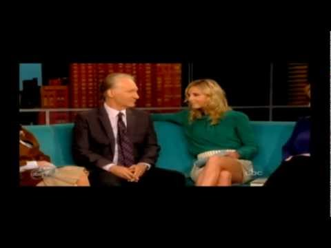 Elisabeth Hasselbeck Vs Bill Maher over Lara Logan Joke
