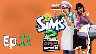 The Sims 2 - Primi passi e prime parole - Ep.11 - [Gameplay ITA]