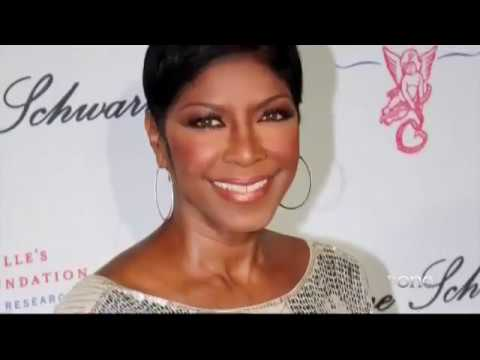 Natalie Cole - Interview (Shown in 2016)