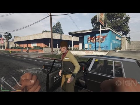 GTA5 Xbox One/PS4 Review Commentary
