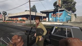 GTA5 Xbox OnePS4 Review Commentary