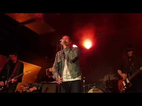 Thees Uhlmann - Avicii live @ Reeperbahn Festival in Hamburg