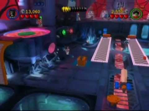 LEGO Batman Story 2 - Heroes - Chapter 1 - An Icy Reception (2/2) - Mr.Freeze BOSS