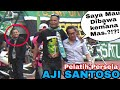 Dirijen Bonek datangi Pelatih Persela Aji Santoso dan ini yg Terjadi | Respect Persebaya vs Persela