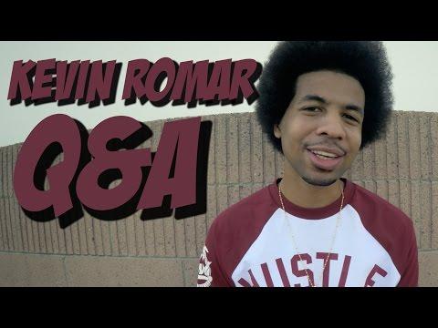 KEVIN ROMAR - Q&A