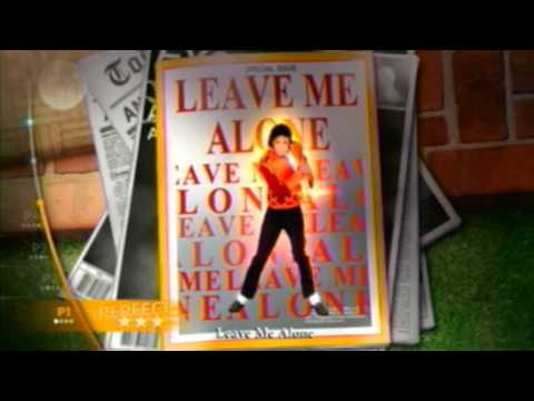 Michael Jackson The Experience Playthrough - Leave Me Alone