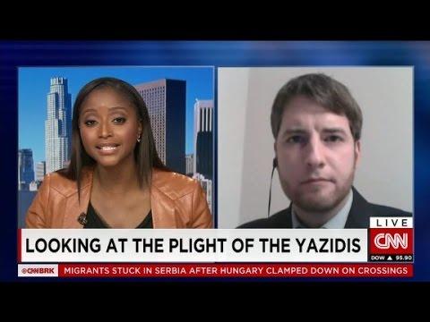 Plights of the Yazidis