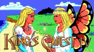 King's Quest 4 Walkthrough (No Commentary)