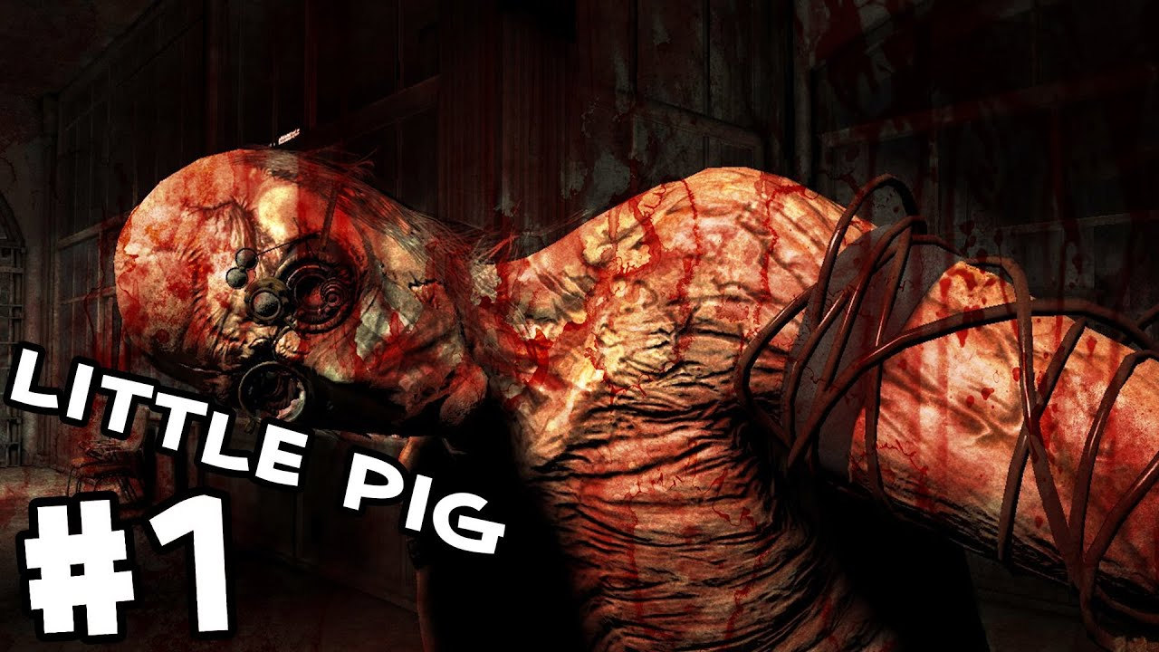 LITTLE PIG - PART 1 - Outlast - YouTube Little Piggy Outlast