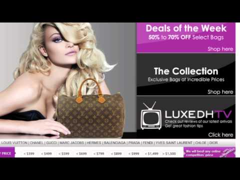LuxeDH - Authentic Pre Owned Designer Handbags