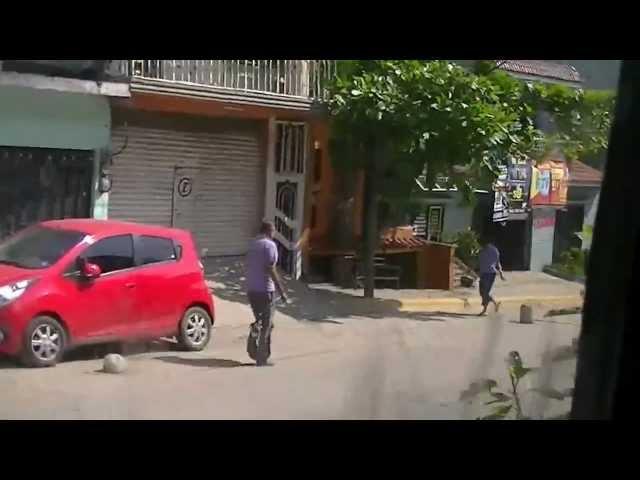 Entrando a Tamazunchale/2012