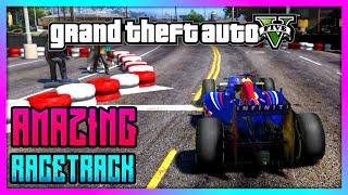 GTA 5 - Formula 1 RACE TRACK! - Realistic F1 Racecar & Circuit! (GTA V Mods)