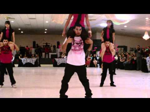 Tracy Guzman Quinceanera Surprise Dance by Break Entertainment