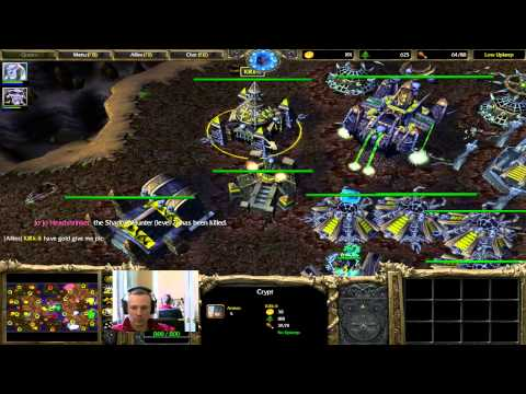 Warcraft 3 - 668 (4v4 RT)