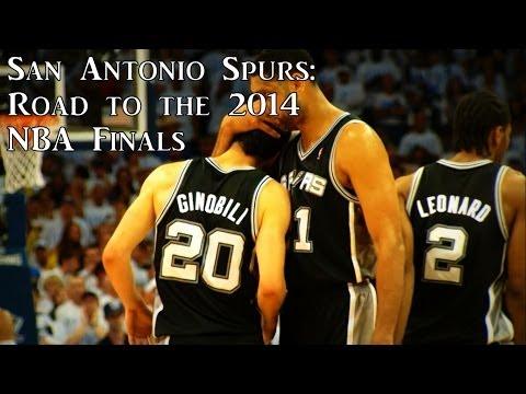 San Antonio Spurs: Road to the 2014 NBA Finals