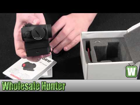 Aimpoint Micro H-1 4MOA/LRP/S.39mm 12940 Scopes Hunting Shooting Unboxing