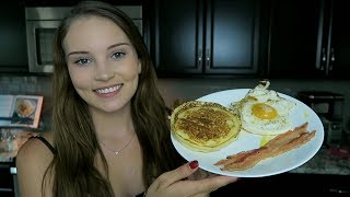 ASMR Cooking Breakfast For You! Roleplay
