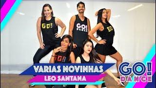 Varias Novinhas - Léo Santana | GO Dance (Coreografia)