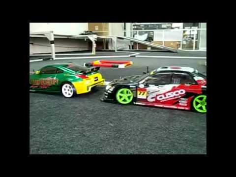 RC Drift make 360