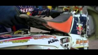 Inside Dakar 2015 - J. Van Den Goorbergh - Bike