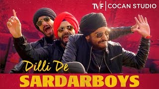 Dilli De Sardarboys (Starboy Punjabi Version) ft. Singhsta & Aparshakti Khurana || TVF CoCan Studio