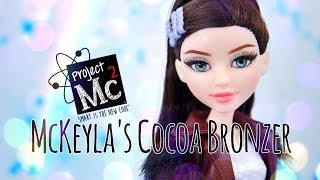 Unbox Daily: Project MC2 McKeyla's Cocoa Bronzer PLUS Science Experiment