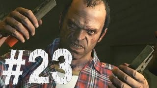 Grand Theft Auto 5 Gameplay Walkthrough Part 23 - By The Book (GTA V)
