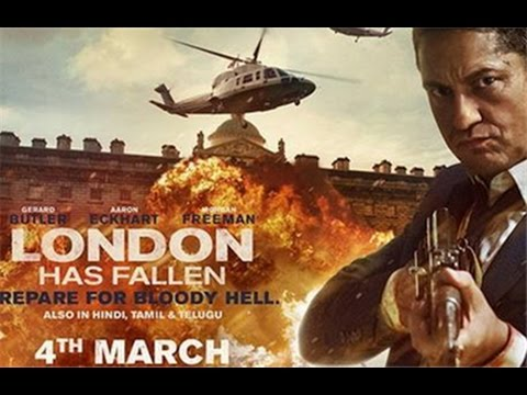 霸道總統與保镖的戰火基情《倫敦陷落》幾分鍾帶你看完
