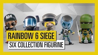 Ubisoft Six Collection figurines - Launch Trailer