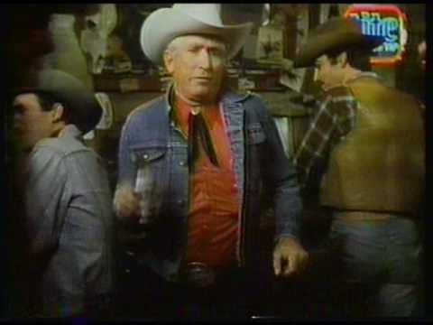 Miller Lite' Beer [01] TV ad feat. Jim Shoulders & Billy Martin (1981