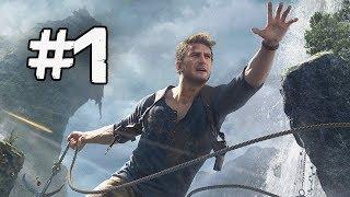 THANH NIÊN TRỘM KHO BÁU SỐ NHỌ - Cùng chơi Uncharted 4: A Thief's End | Phần 1