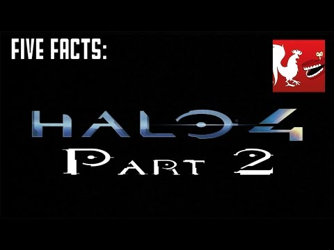 Five Facts - Halo 4 Part 2