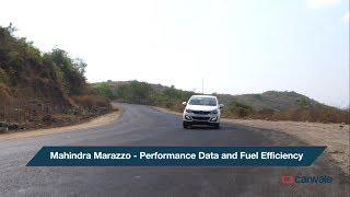 2018 Mahindra Marazzo | Performance Data & Fuel Efficiency | CarWale