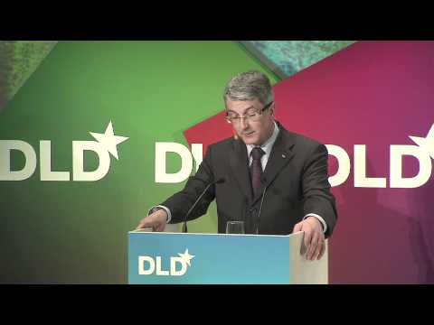Road to Digital (Rupert Stadler, Chairman at Audi) | DLD12