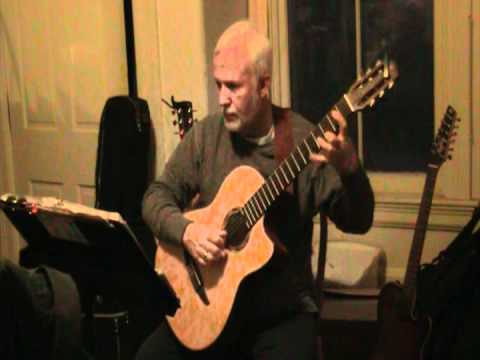 Бах Иоганн Себастьян - Be thou with me (Parkening)