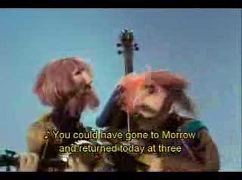Bob Gibson - To Morrow