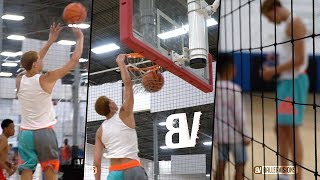 LaMelo Ball Dunks, Shoots From HALFCOURT, Hits TOUGH LAYUP & Signs Autograph at JBA Day 1 Practice