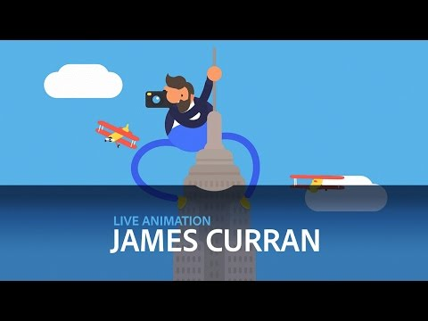 Live Animation with James Curran - DAY 3/3