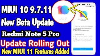 MIUI 10 9.7.11 Beta Update Full Review Redmi Note 5 Pro