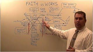Faith vs Works for Salvation