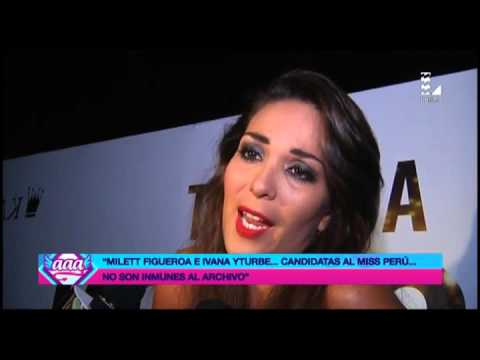 Ivana Yturbe Y Milett Figueroa: El Antes Y Después Que Jamás Imaginaste