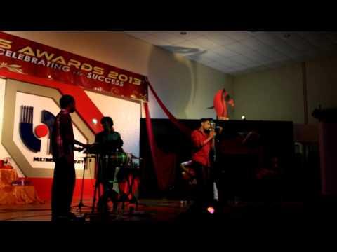 Adai Mazhai Unplugged Mmu Icsa 2013- Mella Thiranthathu Kathavu video