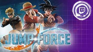 Jump Force! | Casual Friday | StreamFourStar