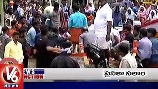 9PM Headlines - Kerala Floods - Rains In Telangana - Vajpayee's Ashes Immersion  - netivaarthalu.com