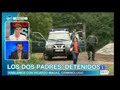 ESPAÑA DIRECTO. TVE. Reportaje asesinato niña gallega Asunta Basterra Porto.