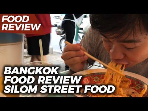 Bangkok Food Review   Tom Yum Noddle, Som Tum, Thai Biryani Rice at Silom and Jim Thompson House