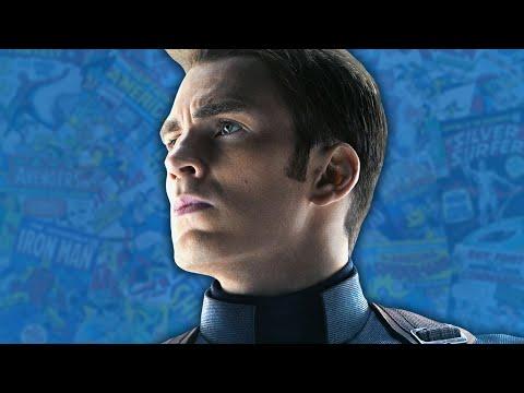 В чём секрет силы Капитана Америки? Теория киновселенной Marvel