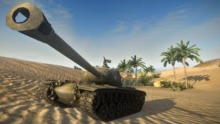 ◀World of Tanks - Moving on Up