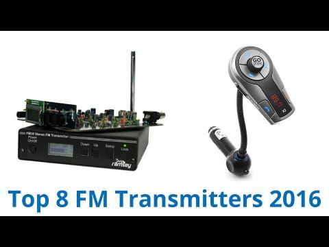 8 Best FM Transmitters 2016