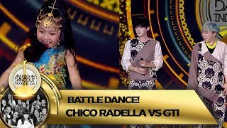 Battle Dance! GTI VS Chico radella, Kamu Jagoin Siapa? - ADI 2018 (16/11)